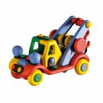 Jucarie de construit mic-o-mic 3D Macara 11.7 cm
