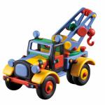Jucarie de construit mic-o-mic 3D Macara 24.2 cm