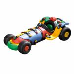 Jucarie de construit mic-o-mic 3D Masina de curse 25 cm