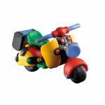 Jucarie de construit mic-o-mic 3D Motocicleta 13.7 cm