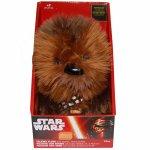 Jucarie vorbitoare din plus Star Wars Chewbacca 21 cm