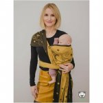 Sling 3.6 m Gold Jacquard Luna Dream