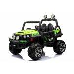 Masinuta electrica 12V cu 2 locuri Nichiduta Speed Car UTV 4x4 Green