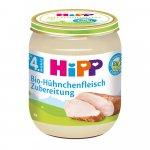 Meniu HiPP carne de pui 125g
