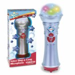 Microfon Karaoke cu functie de inregistrare si redare Bontempi