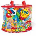 Geanta cu 150 de cuburi de construit Molto