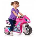 Motocicleta premium roz Molto
