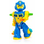 Robot Transformers cu 15 cuburi incluse Molto
