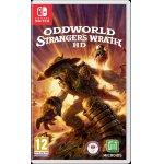 Joc Oddworld Stranger Wrath Sw