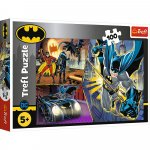 Puzzle Trefl Batman neinfricatul 100 piese