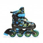 Patine Byox transformabile 2 in 1 Zax Blue L 38-41