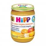 Piure HiPP Fruct&Cereale fructe gustoase 190g