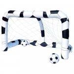 Poarta de fotbal gonflabila pentru copii Bestway