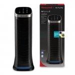 Purificator de aer Honeywell Air Genius 5 filtru reutilizabil 5 moduri de filtrare Negru