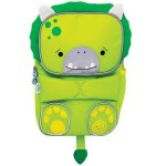 Rucsac Trunki toddlepak backpack Dino verde
