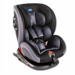 Scaun auto isofix rotativ Chicco Seat4Fix Graphite 0+/1/2/3 0-36 kg