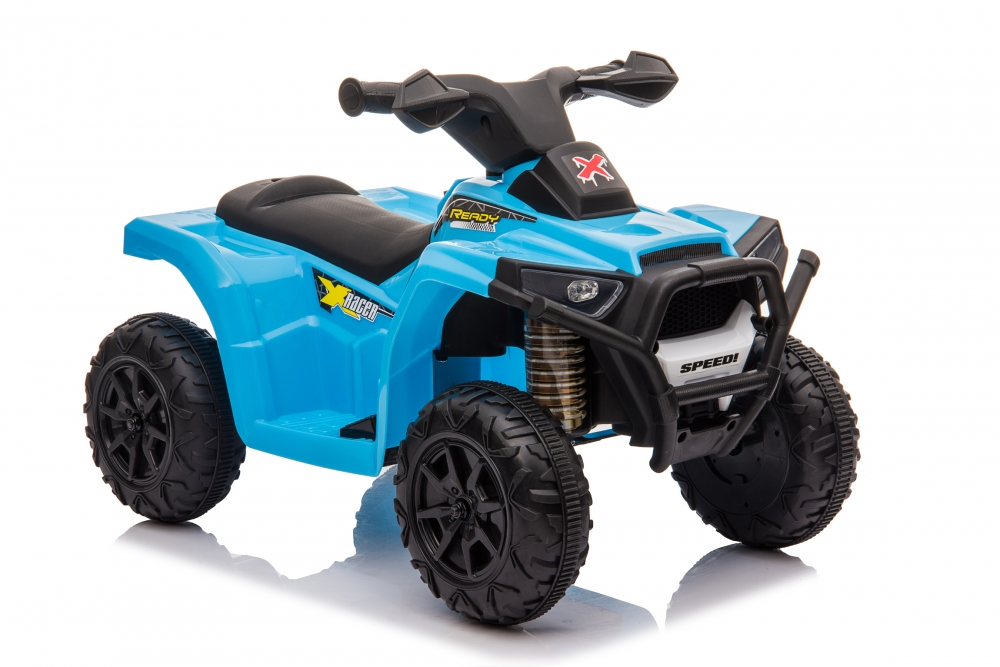Atv electric 6V Nichiduta Racer X Blue