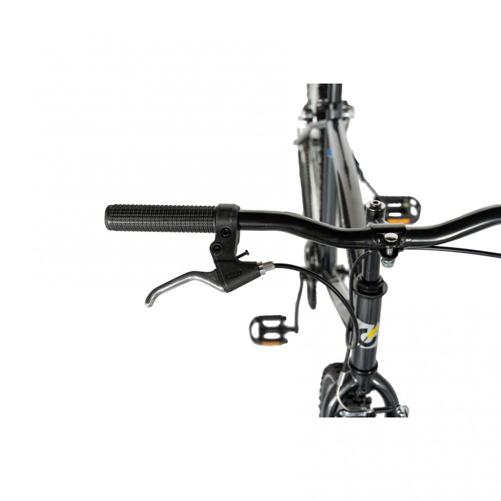 Bicicleta City 26 inch CARPAT Modern C2691A cu frana V-Brake negrugri