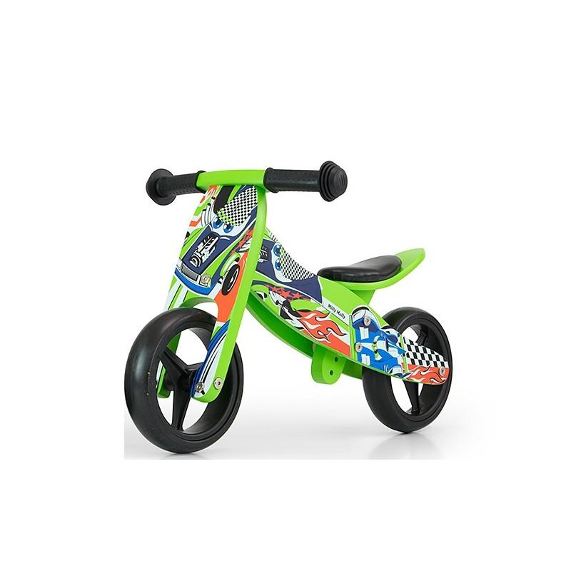 Bicicleta Multifunctionala 2 In 1 Jake Green Cars