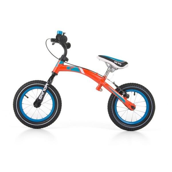 Bicicleta transformabila 2 In 1 Young Orange