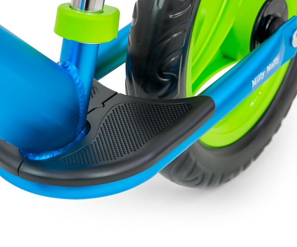 Bicicleta usoara din aluminiu fara pedale Sonic Mint