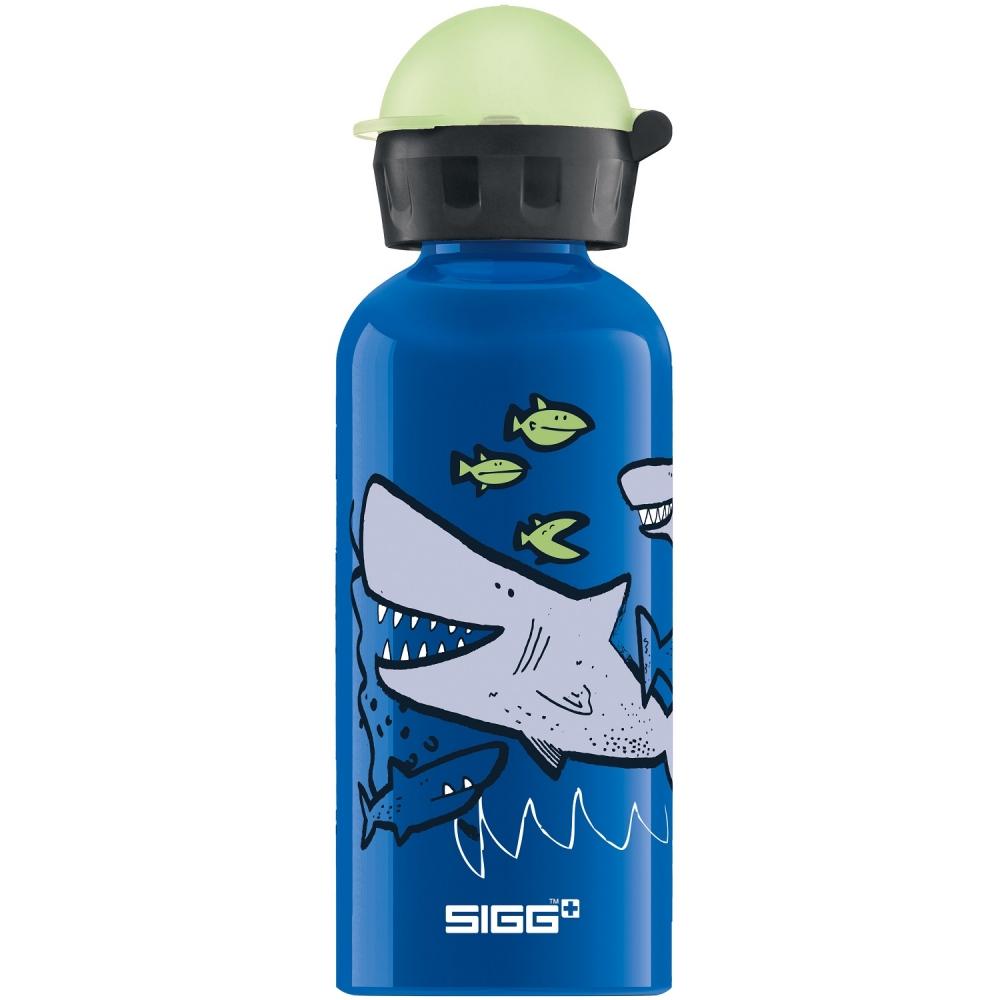 Bidon din aluminiu Sharkies 0.4L