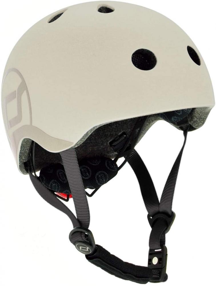 Scoot  Ride Casca de protectie pentru copii cu sistem de reglare Scoot  Ride Ash S-M 3 ani+