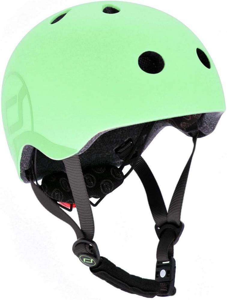 Scoot  Ride Casca de protectie pentru copii cu sistem de reglare Scoot  Ride Kiwi S-M 3 ani+