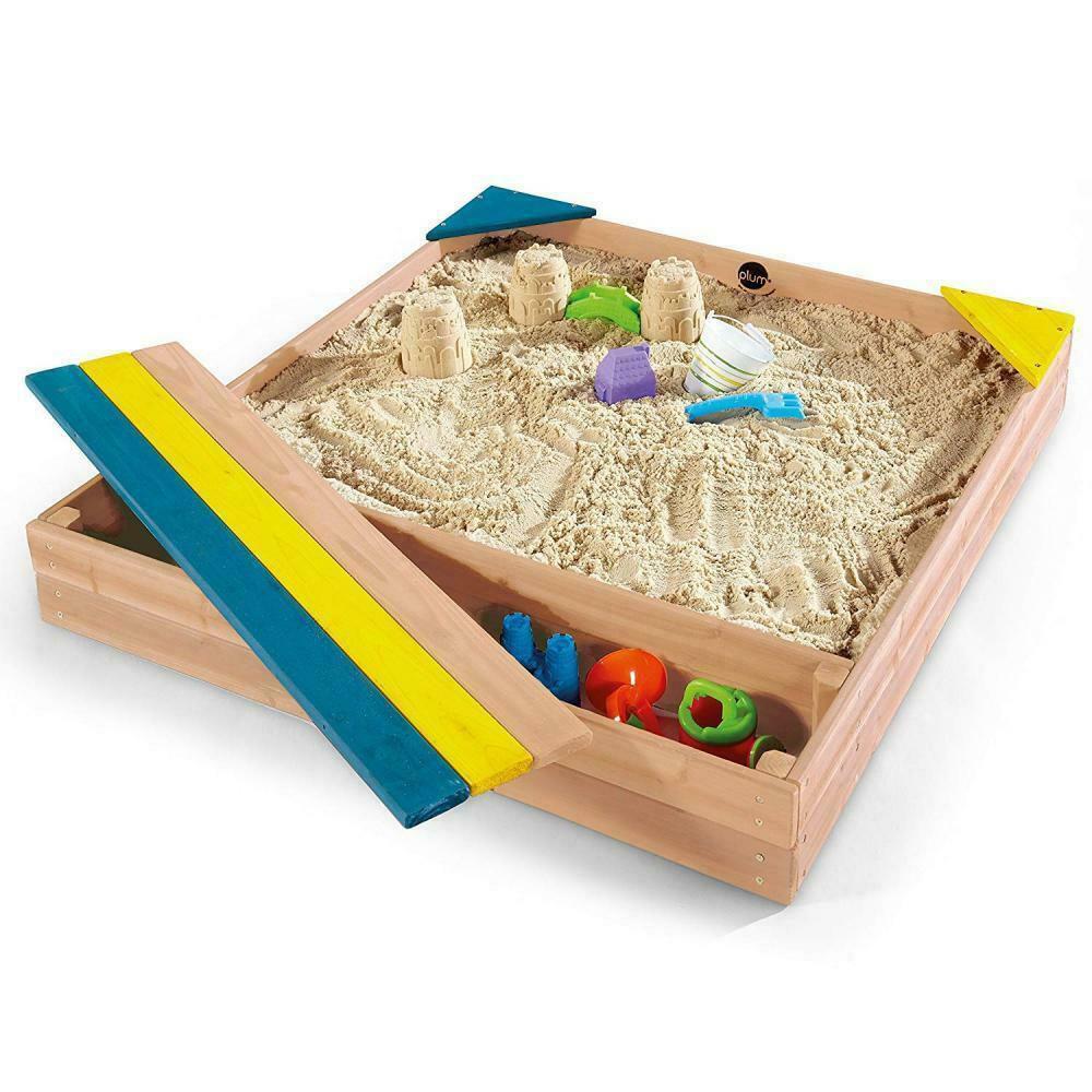 Cutie de nisip si cutie de jucarii Store-It Plum imagine