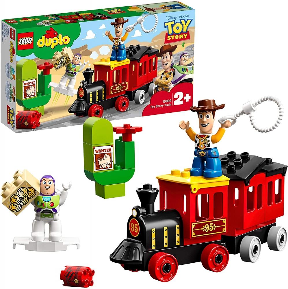 Lego Duplo trenul Toy Story