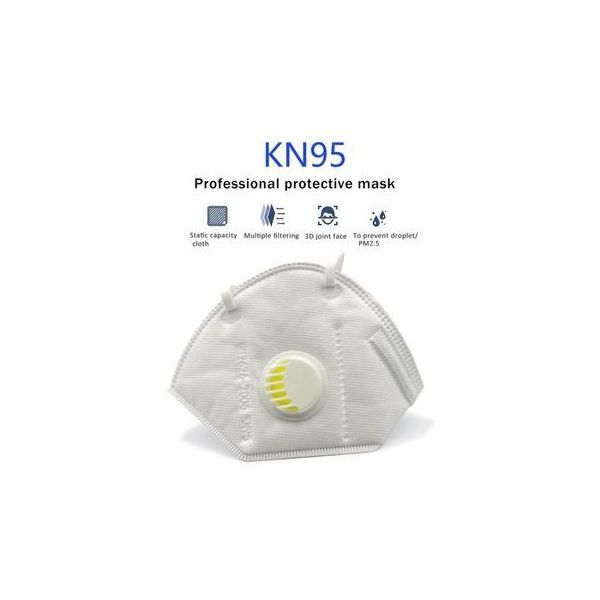 Masca protectie cu filtru KN95 FFP2 OEM DV6041 imagine