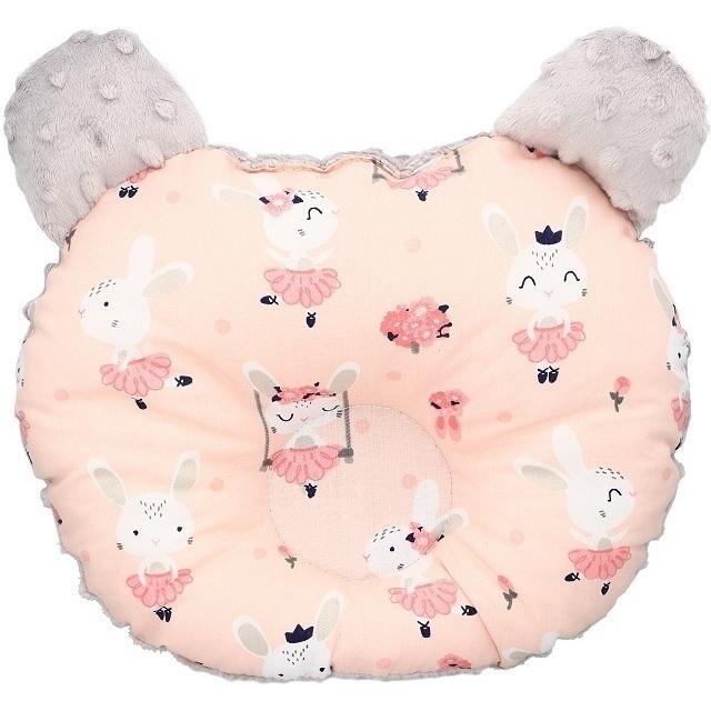 Perna bebelusi Minky Ursulet Infantilo iepurasi rozgri