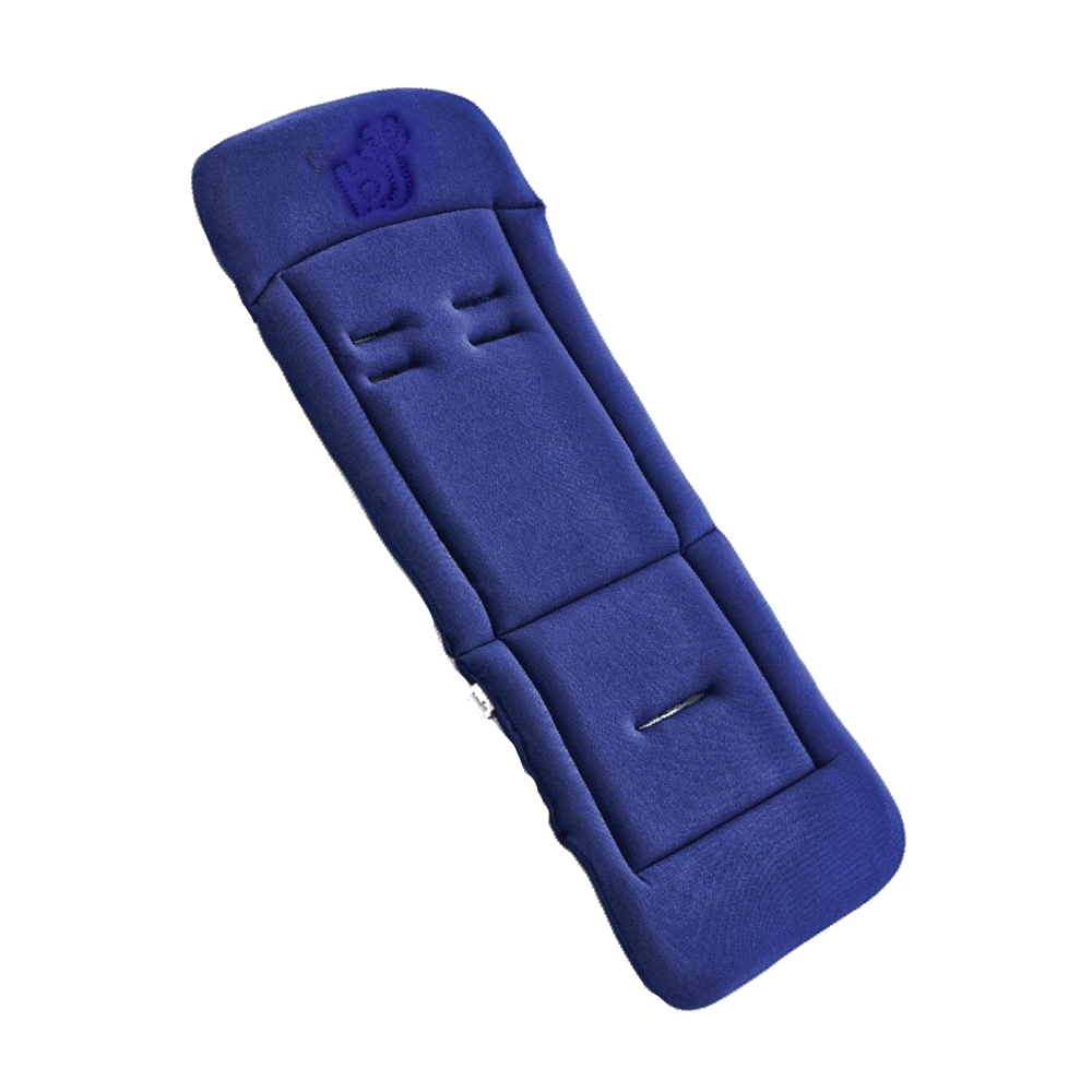 Saltea suplimentara pentru carucior BabyJem cu spuma Cushion Blue - 1