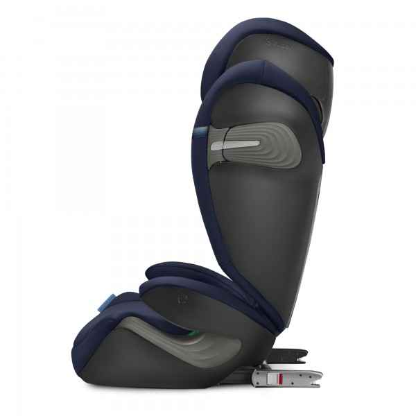 Scaun auto Solution S I-Fix 15 - 36 kg Navy Blue