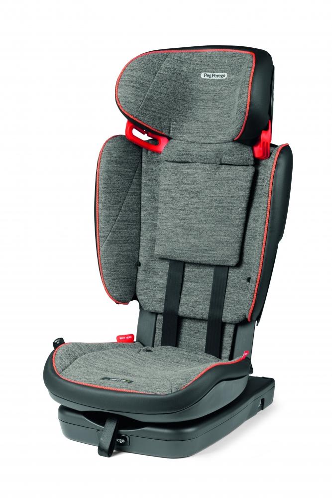Scaun auto Viaggio 2-3 Flex Peg Perego Wonder Grey 15-36 kg