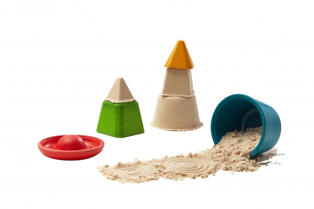 Set creativ pentru nisip si apa Plan Toys