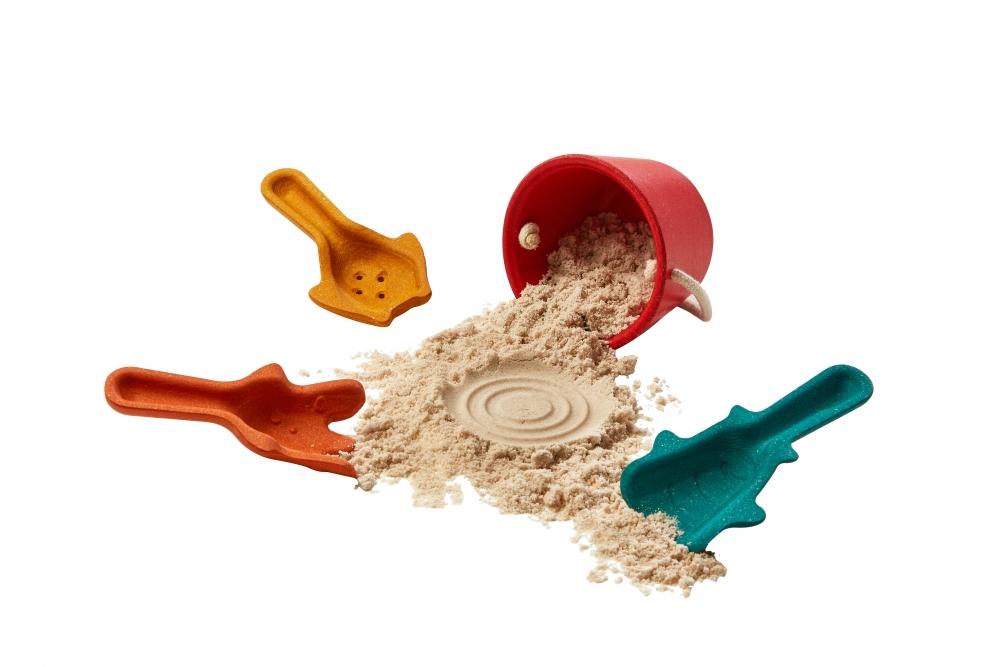 Set pentru nisip si apa Plan Toys imagine