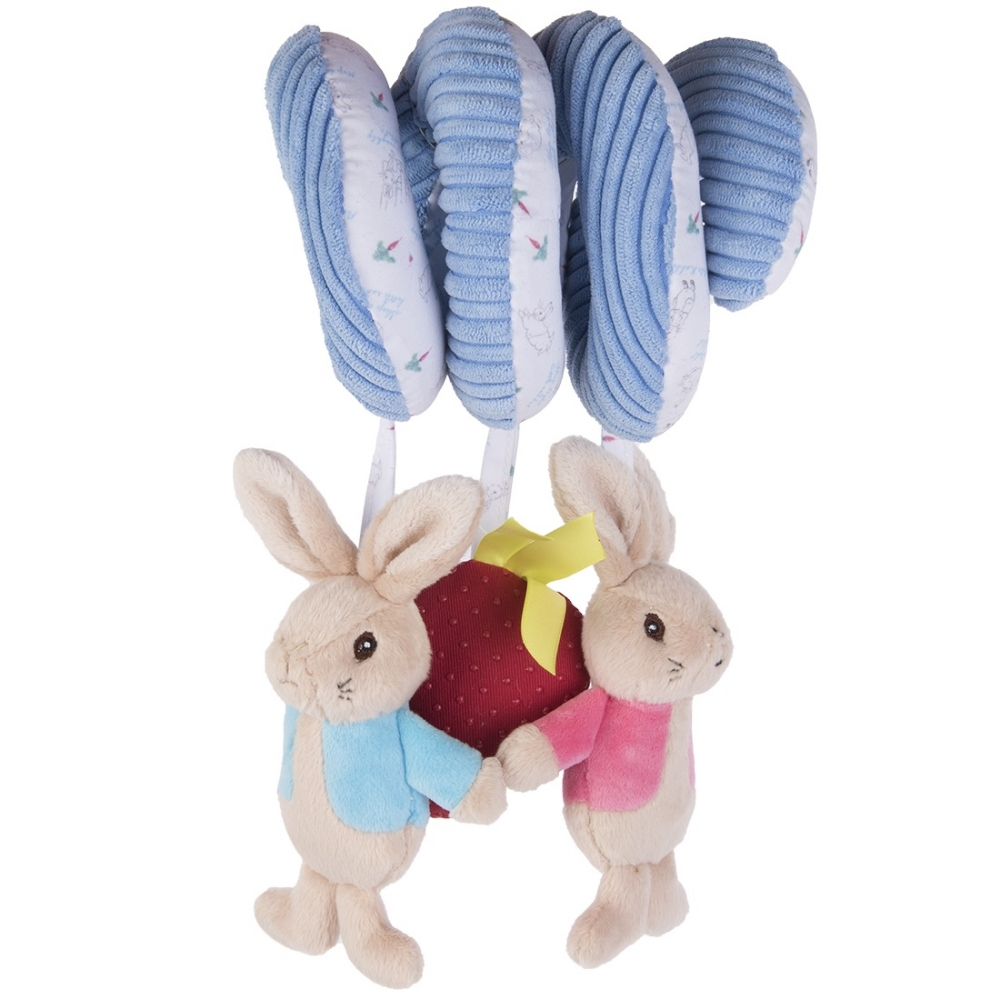 Spirala din plus pentru activitati Peter Rabbit Flopsy Bunny, imagine