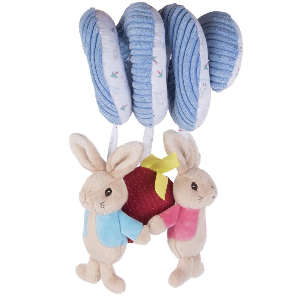 Rainbow Design Spirala din plus pentru activitati Peter Rabbit  Flopsy Bunny