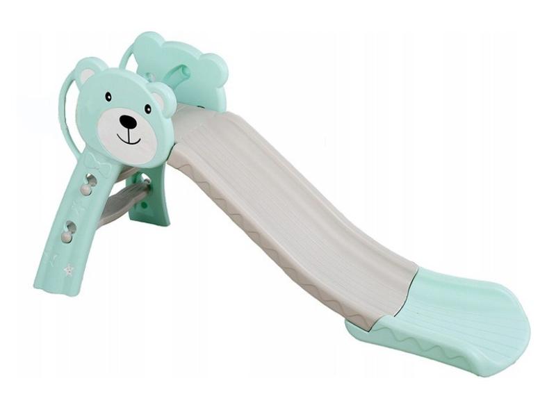 MYKIDS Tobogan Bear Turquoise 143 cm