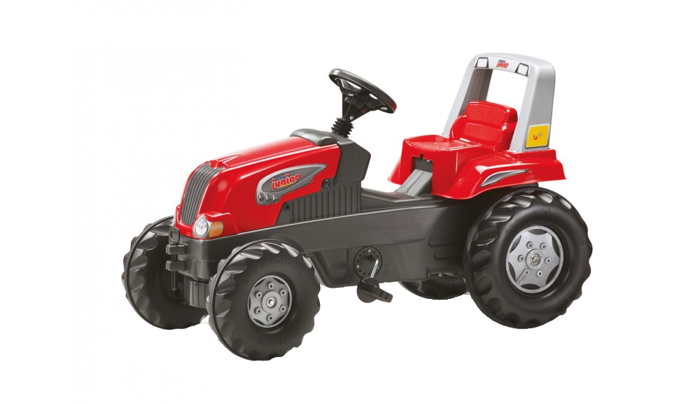 Tractor cu pedale Rolly Junior copii Rolly Toys imagine