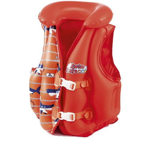 Vesta Inot Swim Safe Abc Rosu