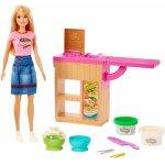 Set de joaca Barbie pregateste noodles