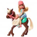Barbie Chelsea cu calut