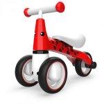 Bicicleta fara pedale Ecotoys buburuza LB1603 rosu