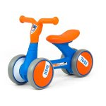 Bicicleta fara pedale Ride-On Tobi Orange Blue