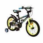 Bicicleta pentru baieti Byox Monster Black 16 inch