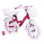 Bicicleta pentru fetite Byox Flower 14