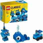 Caramizi creative albastre Lego