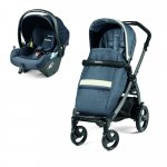 Carucior 2 in 1 Peg Perego Book 51 Titania Lounge Luxe Mirage
